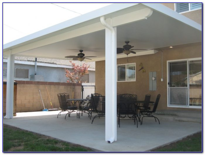 Insulated Patio Cover New Orleans