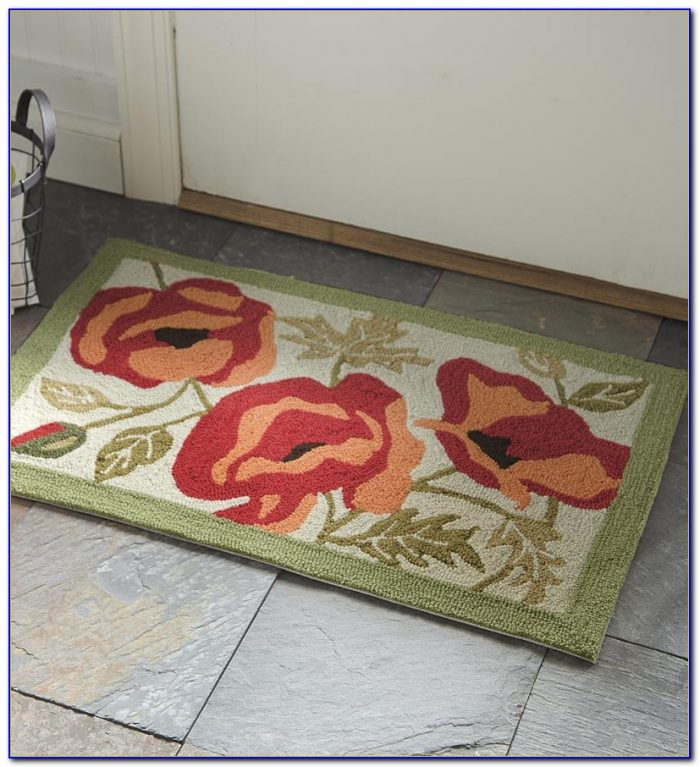 Machine Washable Rugs Without Rubber Backing