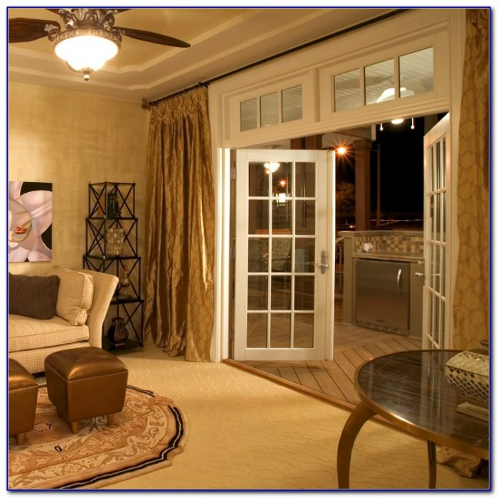 Outswing Patio Doors With Screens