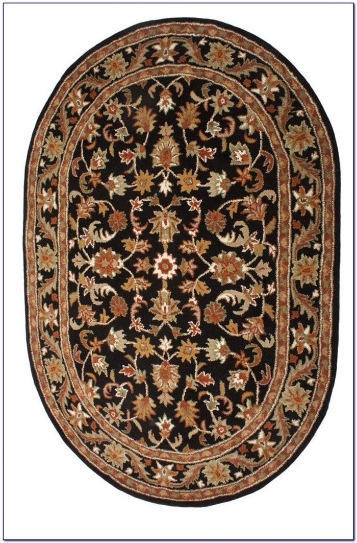 Oval Area Rugs 6x9