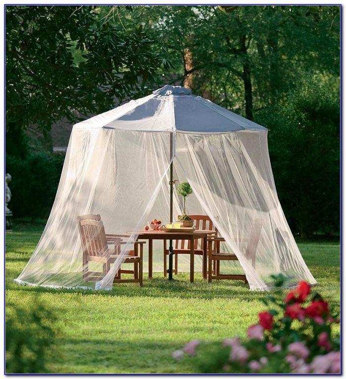 Patio Mosquito Net Canopy