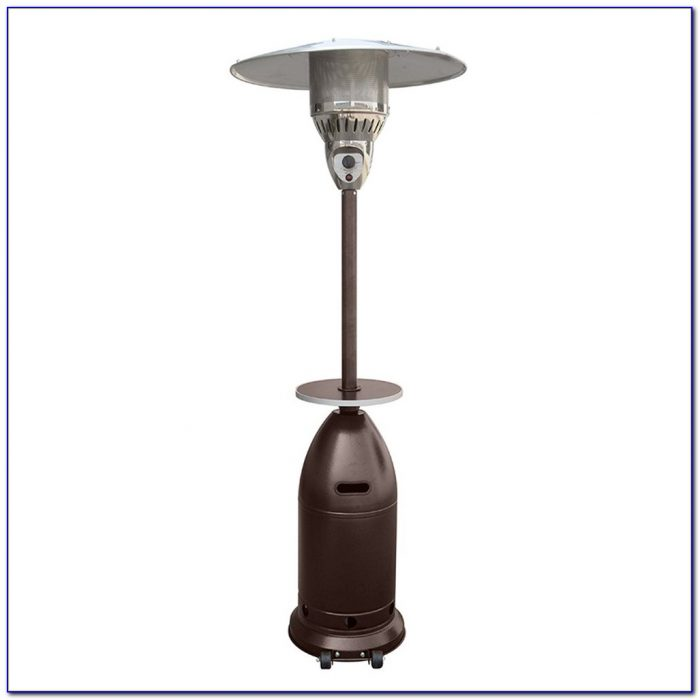 Patio Propane Heater Safety
