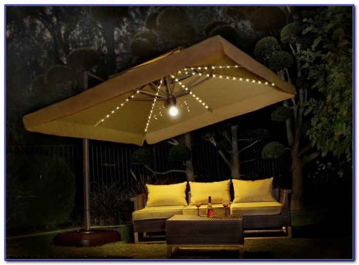Patio Umbrella Canopy