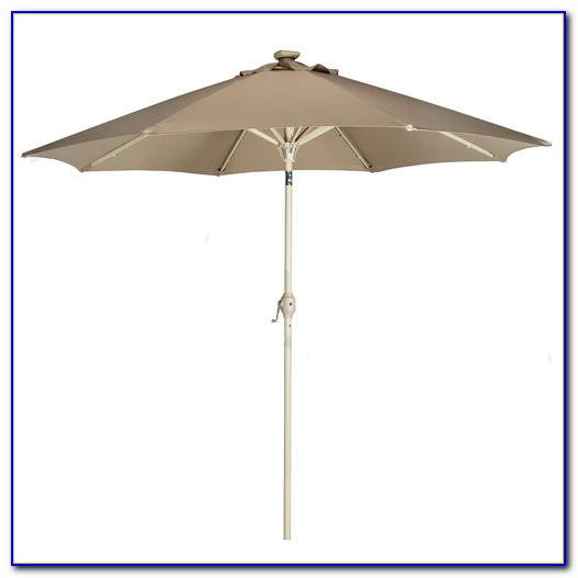 Patio Umbrella Lights Solar Powered