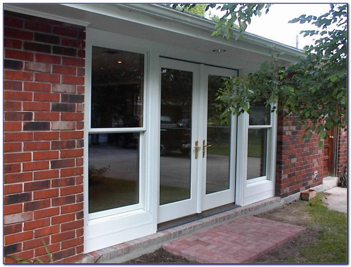 Peachtree Fiberglass Sliding Patio Doors