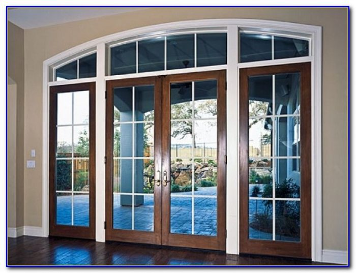 Pella Fiberglass Sliding Patio Doors