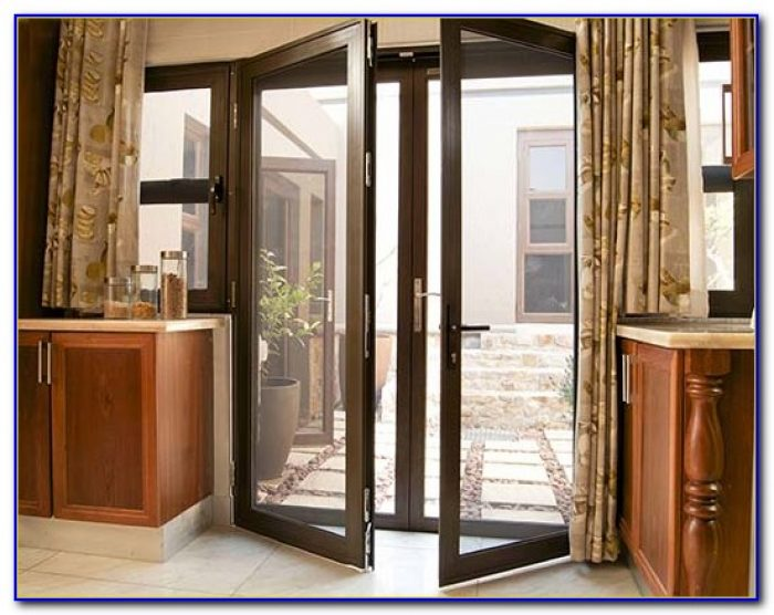 Pella French Patio Doors With Screens