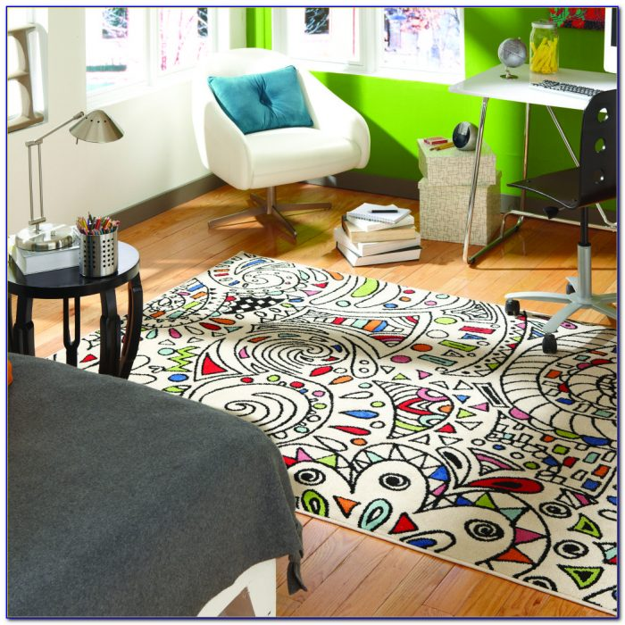 Plush Rugs For Dorm Rooms