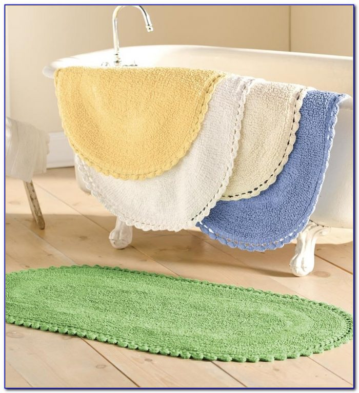 Reversible Bath Mat Sets