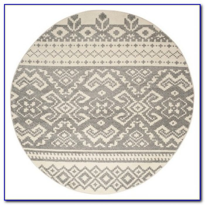 Round Outdoor Rugs Target
