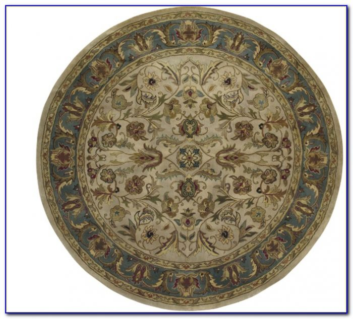 Round Persian Rugs Uk