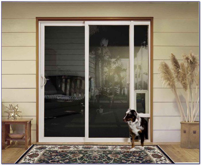 Sliding Door Doggie Door Amazon