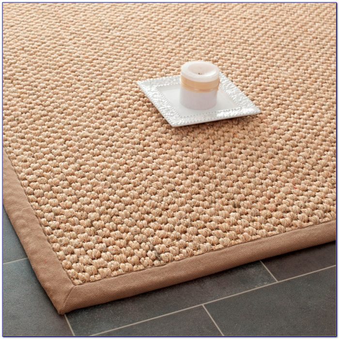 Soft Natural Fiber Area Rugs