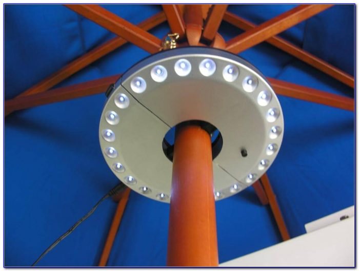 Solar Lights For Patio Umbrellas