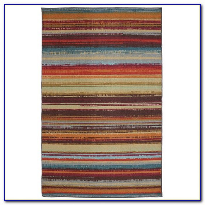 Striped Area Rugs 5 X 7