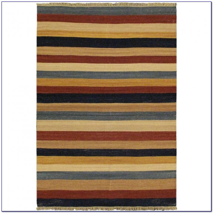 Striped Area Rugs 5x8