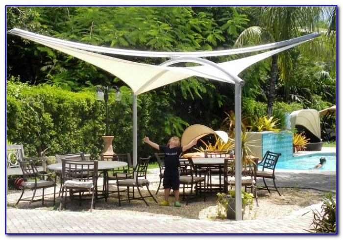 Sun Screens For Patio Covers