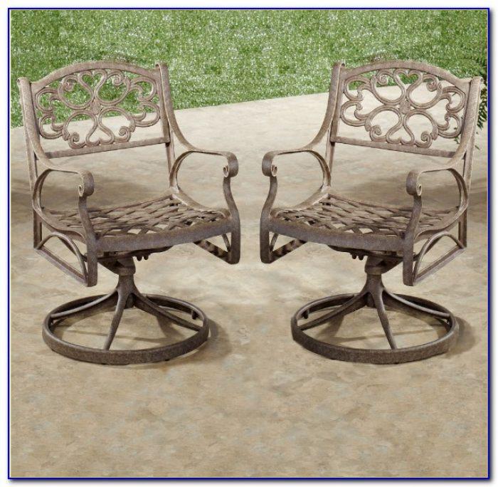 Swivel Patio Chair Base