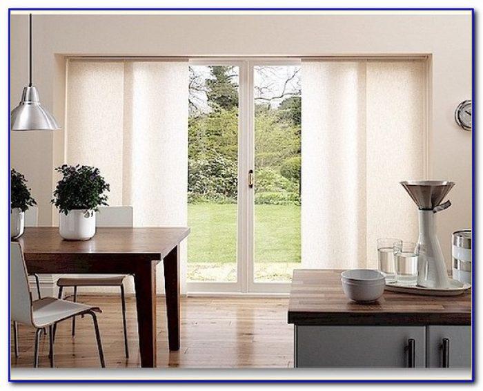 Window Coverings For Sliding Patio Doors Ideas