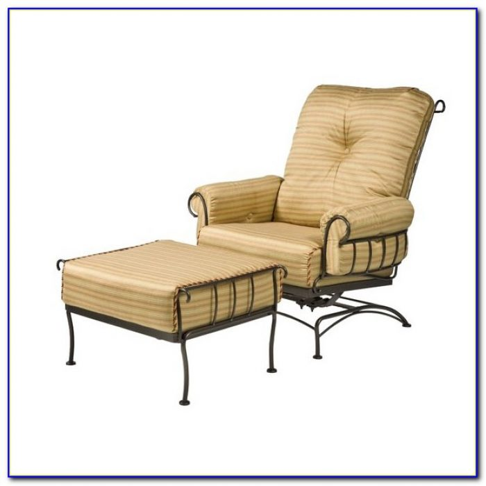 Woodard Briarwood Wrought Iron Patio Furniture