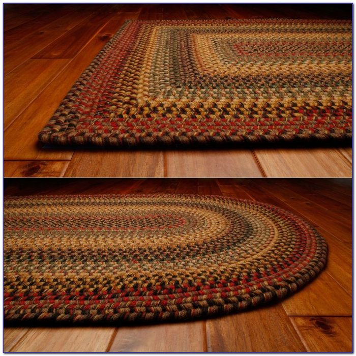 Wool Braided Rugs Made In Usa
