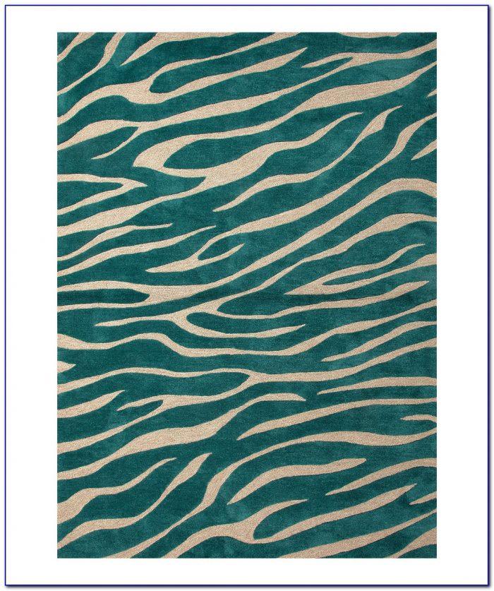 Zebra Print Rugs Ebay