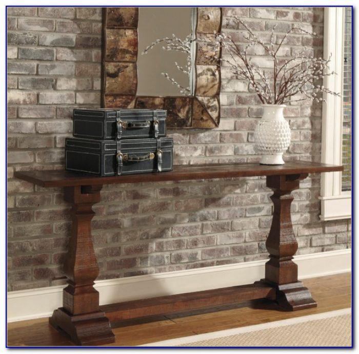 Ashley Furniture Mckenna Sofa Table