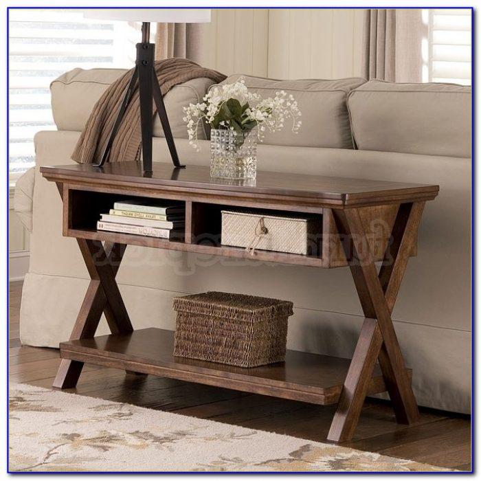 Ashley Furniture Sofa Tables Black