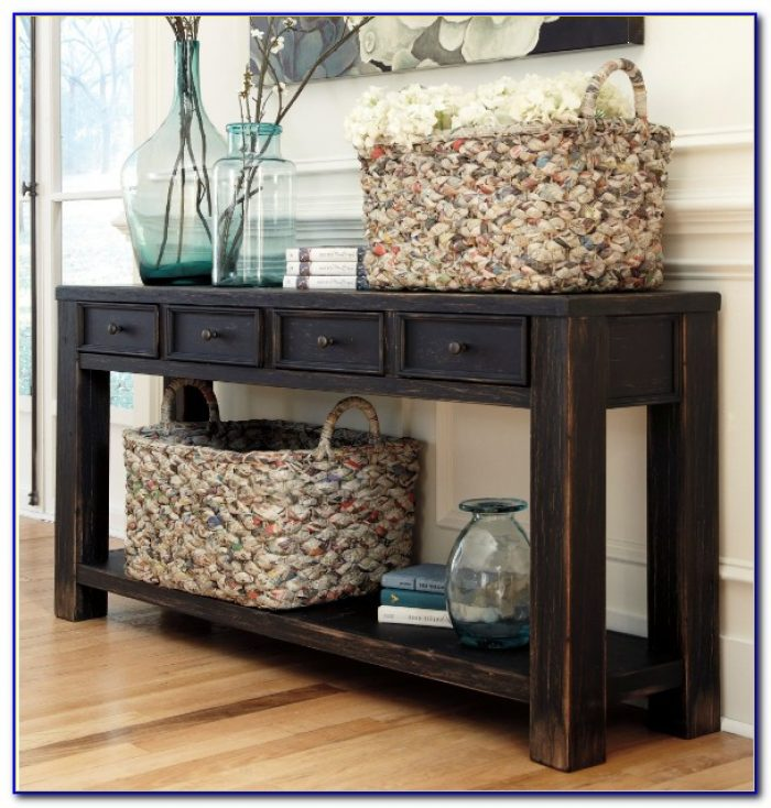 Ashley Furniture Watson Sofa Table