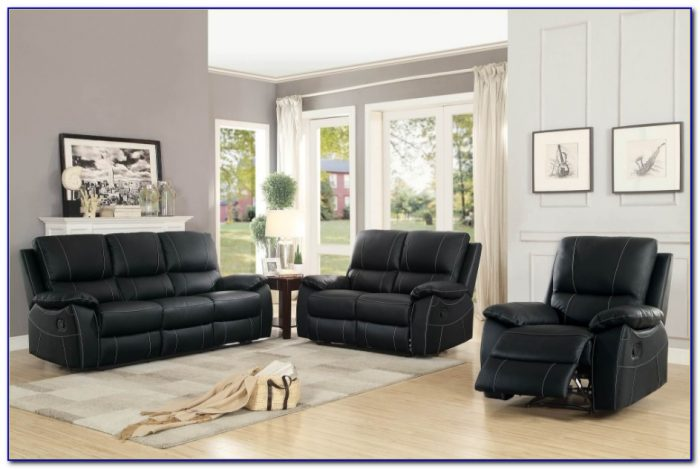 Best Top Grain Leather Reclining Sofa