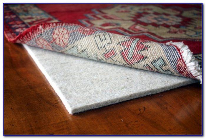 Best Type Of Rug Pad For Wood Floors