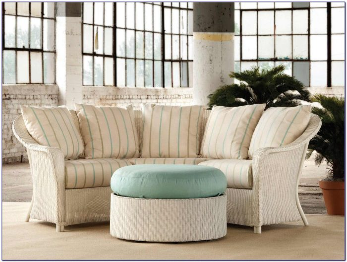 Build Your Own Outdoor Sectional Sofa