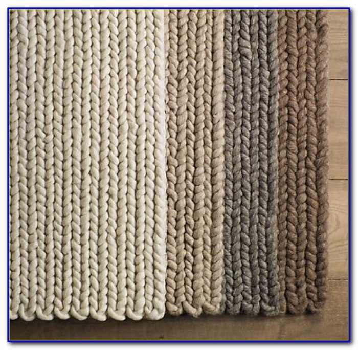 Chunky Wool Rugs Uk