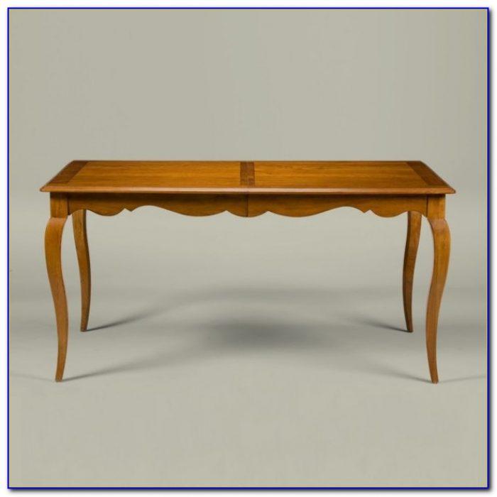 Ethan Allen Barrow Sofa Table