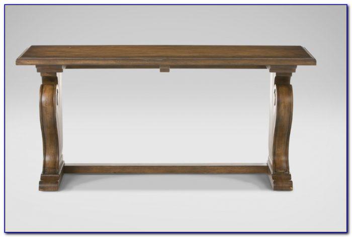 Ethan Allen Sofa Table Ebay