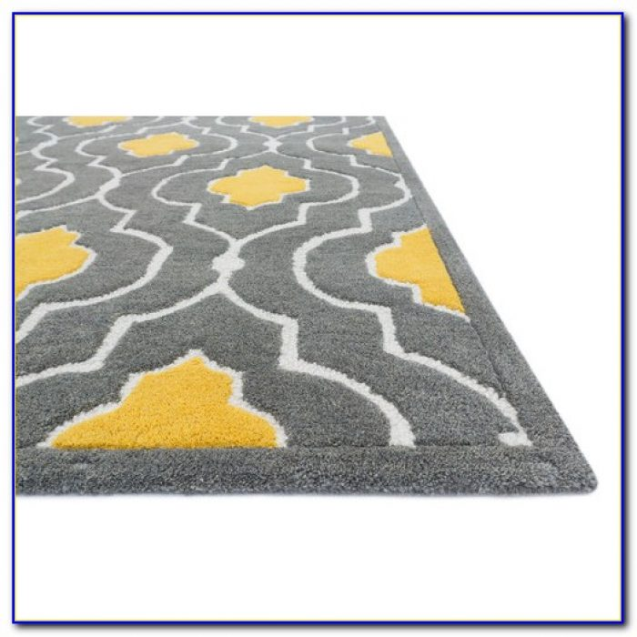 Gold And Silver Bathroom Rugs