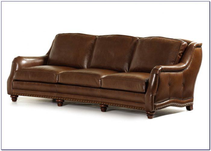 Hancock And Moore Sundance Leather Sofa