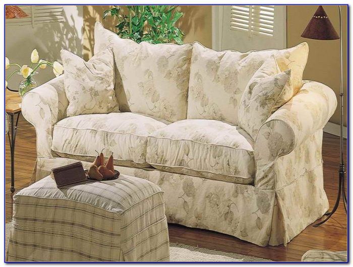 How To Make A Sofa Slipcover Fit