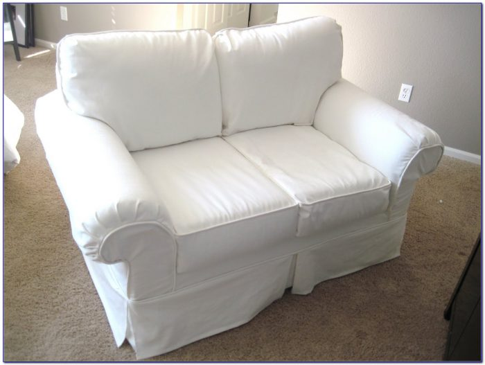 How To Make A Sofa Slipcover Video