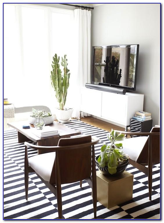 Ikea Multi Stripe Rug