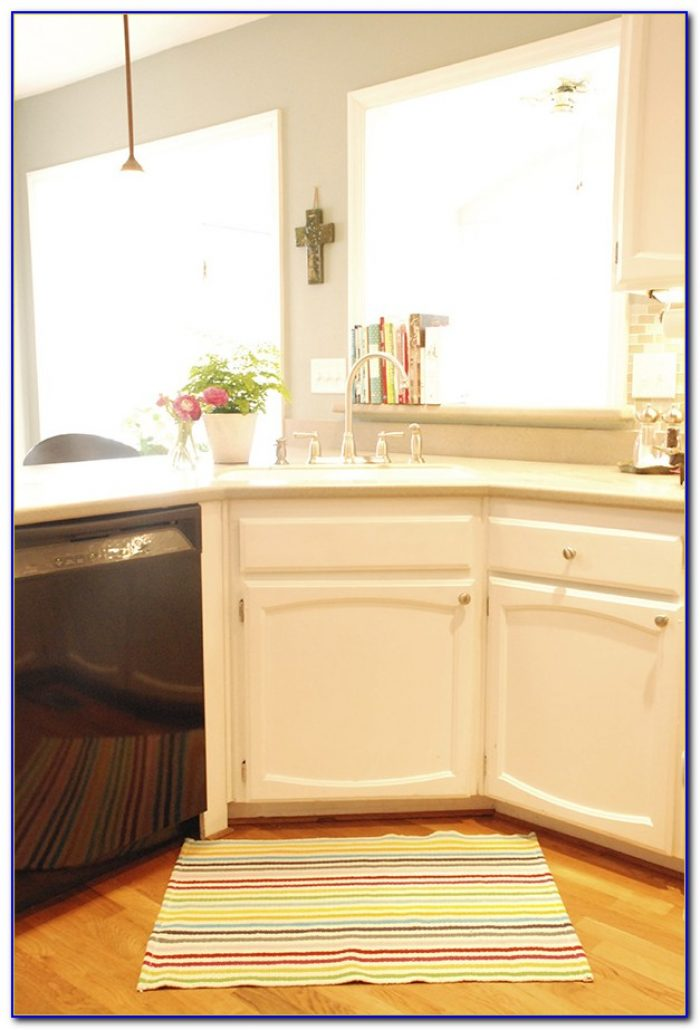 Kitchen Sink Rug Size