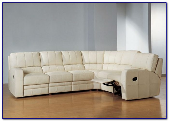 Leather Sectional Sofa With Recliner And Chaise