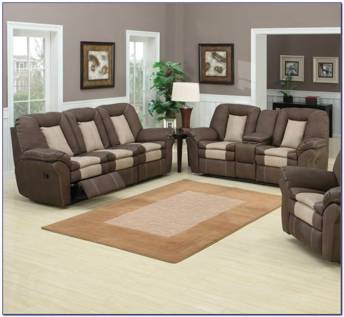 Leather Sofa And Loveseat Set Furniture