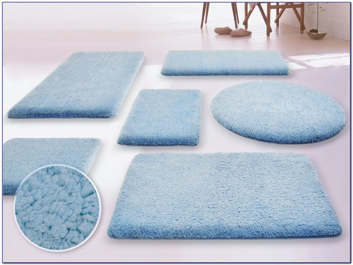 Luxury Bath Rugs Round