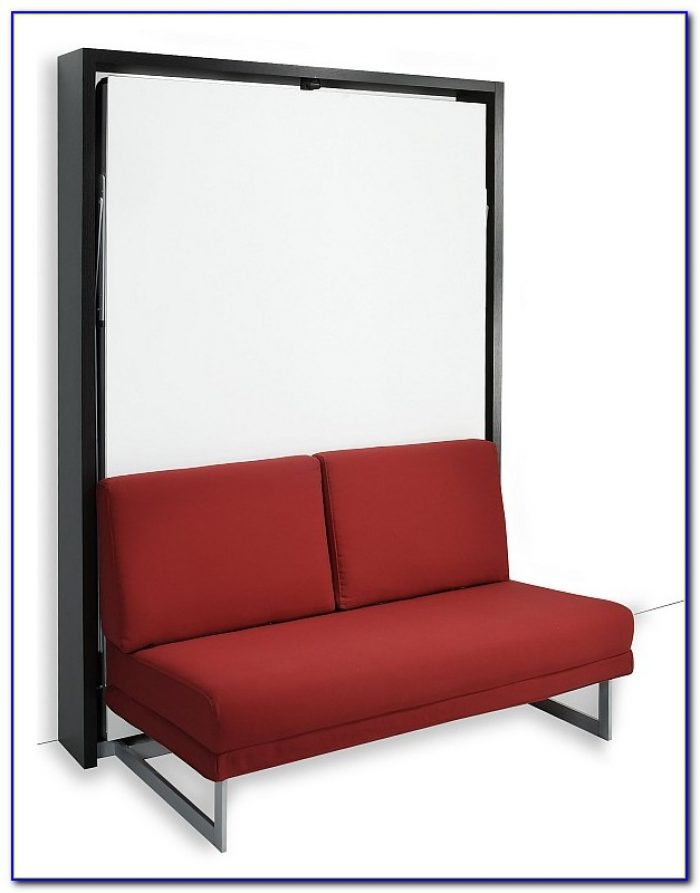 Modern Murphy Bed Couch Combo