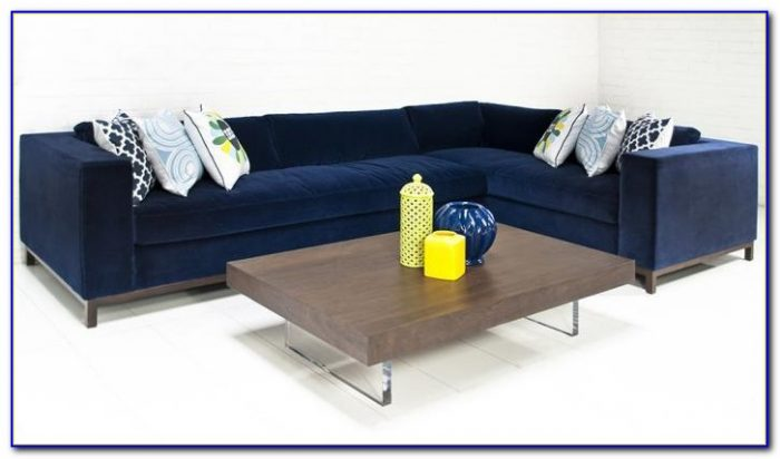 Stupendous Navy Blue Sectional Sofa Canada Sofas Home Design Ideas Gmtry Best Dining Table And Chair Ideas Images Gmtryco