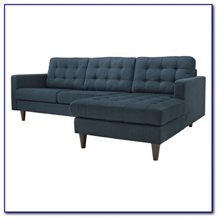 Oxford Tufted Left Facing Sectional Sofa