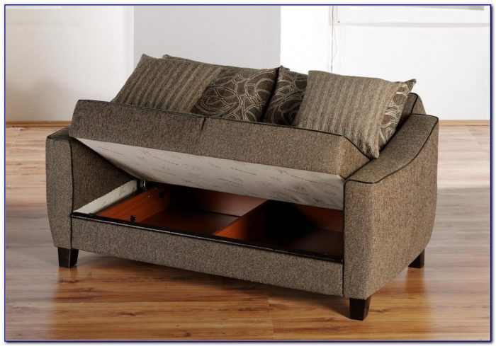 Convertible Sectional Sofa Bed With Storage Sofas Home