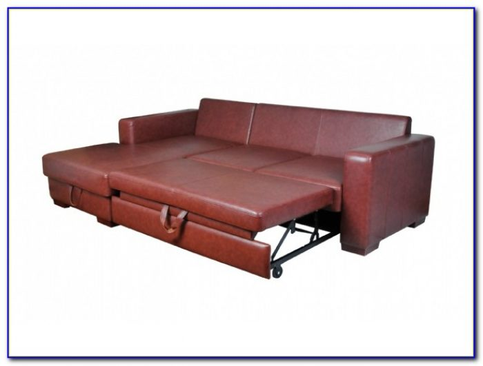 Pull Out Sleeper Sofa Sectional