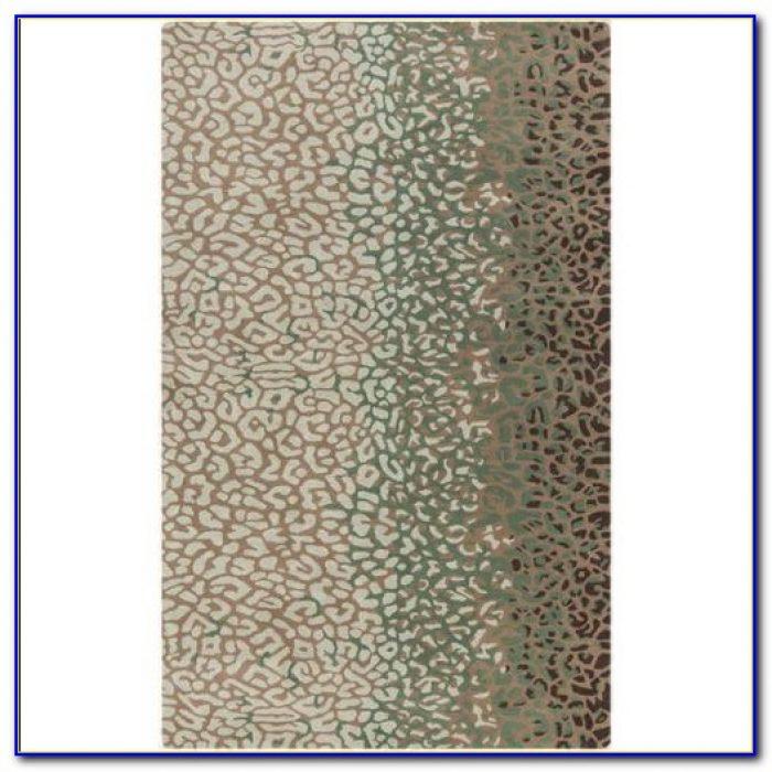 Seafoam Green Accent Rugs